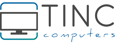 TINC Computers Heerlen Mobile Retina Logo
