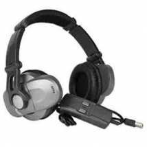 Headset  Zalman 5.1 ZM-RS6F USB Headset op=op