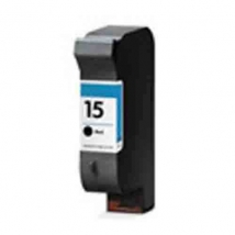 T-color HP nr.15 XL  Black