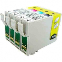 T-color inkt E-T0554 Yellow 5084 Epson R240/ R245/ RX240