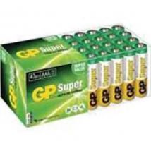 GP Super Alkaline AAA 40st aktie op=op