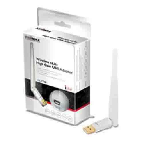 Edimax 150Mbps wireless 802.11b/g/n USB adapter EW-7711UAN