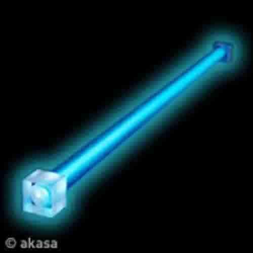 AKASA AK-178-BL 30cm Blue neon