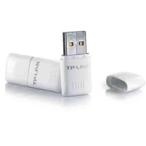 150Mbps Mini Wireless N USB Adapter TL-WN723N