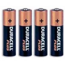 Duracell Plus Alkaline AA LR06 per/st