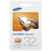 Samsung MicroSDHC 32Gb EVO class10