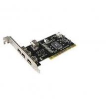 PCI Card  IEEE1394a 2+1x FireWire