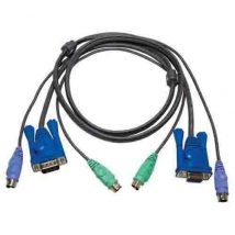 ATEN 2L-5503P/C 3M PS/2 Cable