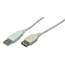 Kabel USB A-A verleng 2