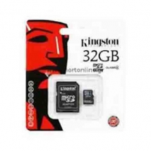 SDHC Card Micro 32GB Kingston Class 4