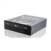 DVD-RW Sata LG GH24NSD1  24X speed zwart