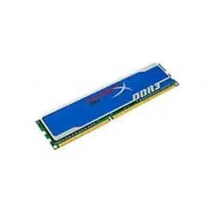 Geheugen Kingston HyperX Blu series 8GB DDR3/1600Mhz CL10