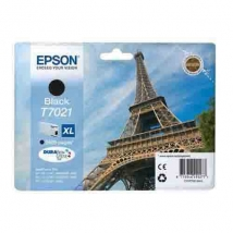 Inkt Epson T7021 Black XL (Orgineel)