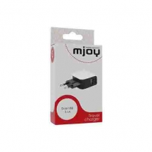 MJOY Dual USB Travel Charger 3.1a