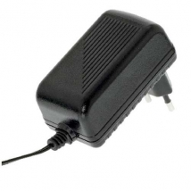CCTV Power Adapter 12 VDC - Euro / Type C (CEE 7/16)