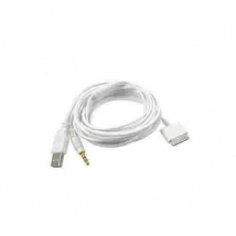 USB - Aux - Apple dock Kabel