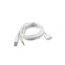 USB - Aux - Apple dock Kabel