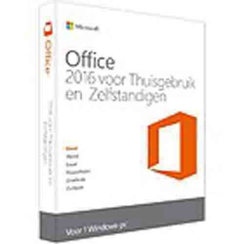 Microsoft Office2019 NL Home&Business 1PC FPP