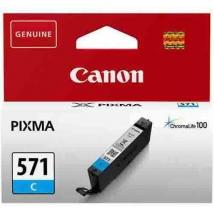Inkt Canon CLI-571 Cyan (Orgineel)
