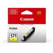 Inkt Canon CLI-571 Yellow (Orgineel)
