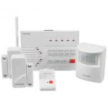 Draadloos alarm systeem Konig SEC-ALARM200