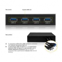 ICY BOX IB-866 4port usb3