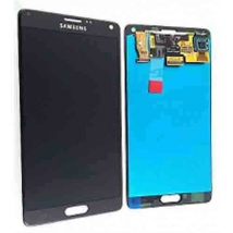 ASSY INHOUSE RESIN LCD-A-GRADE_BLACK P0390152