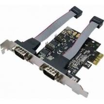 PCI-Express card Serieel (2xe) LogiLink