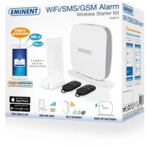 Eminent EM8615 WiFi/SMS/GSM Alarmsysteem