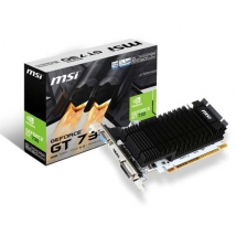 MSI NVIDIA GeForce GT730K-2GD3H/LP