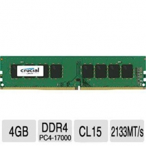 Crucial 4GB 2133Mhz ValueRam