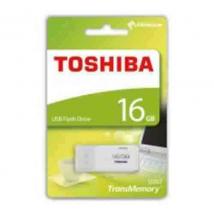 TOSHIBA 16GB USB White