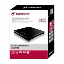 Transcend 8K Extra Slim DVD Writer Opt Drive