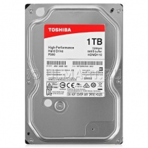 HDD Toshiba P300  1TB Sata3 64mb-7200