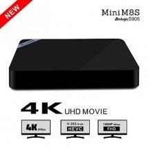 Mini M8S PLUS Android 6.0 media speler 4K