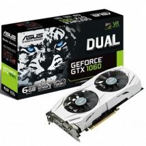 VGA Kaart Asus Nvidia geforce GTX1060 Dual 3G