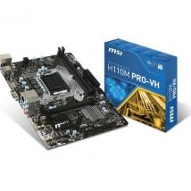 MSI H110M PRO-VH S1151