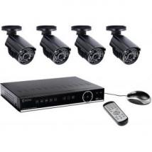 CCTV Set  1TB HDD met 4 cam
