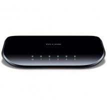 Switch TP-Link 5 ports 10/100/1000Mbps TL-SG1005D