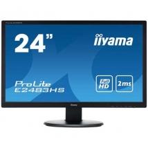 "Monitor Ilyama Prolite 24"" E2483HS-B1 Black"