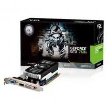 750 NVIDIA KFA2 GTX750Ti OC slim DVI/HDMI/GDDR5/2GB