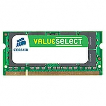 SO-DIMM 4GB Corsair PC8500 1066Mhz CL7