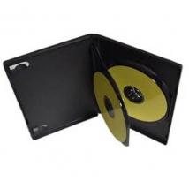 DVD-3  14mm per/st zwart