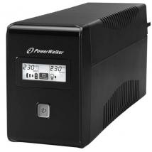 UPS Powerwalker VI 650 LCD 650VA/360W