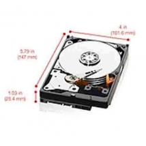 HDD WD Red 1TB WD10EFRX