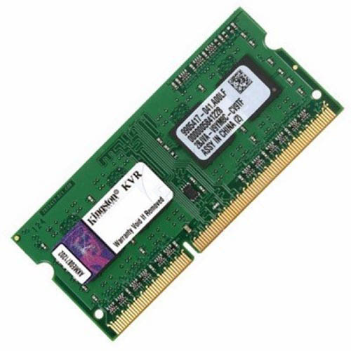 Kingston 2GB 1600Mhz ValueRAM / LV SoDimm