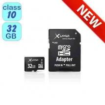 Micro SDHC 32GB class 3 UHS-1
