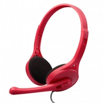 Edifier K550 Red Headset + Mic