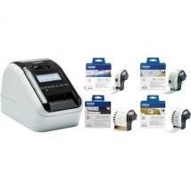 Brother QL-820NWB Label Printer WLAN
