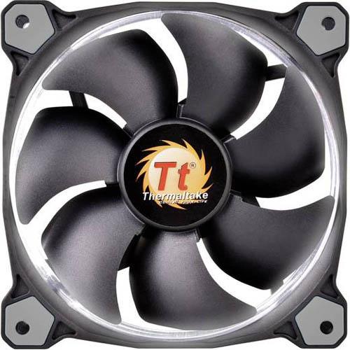 Cooler Thermaltake Riing 140x140 Wit